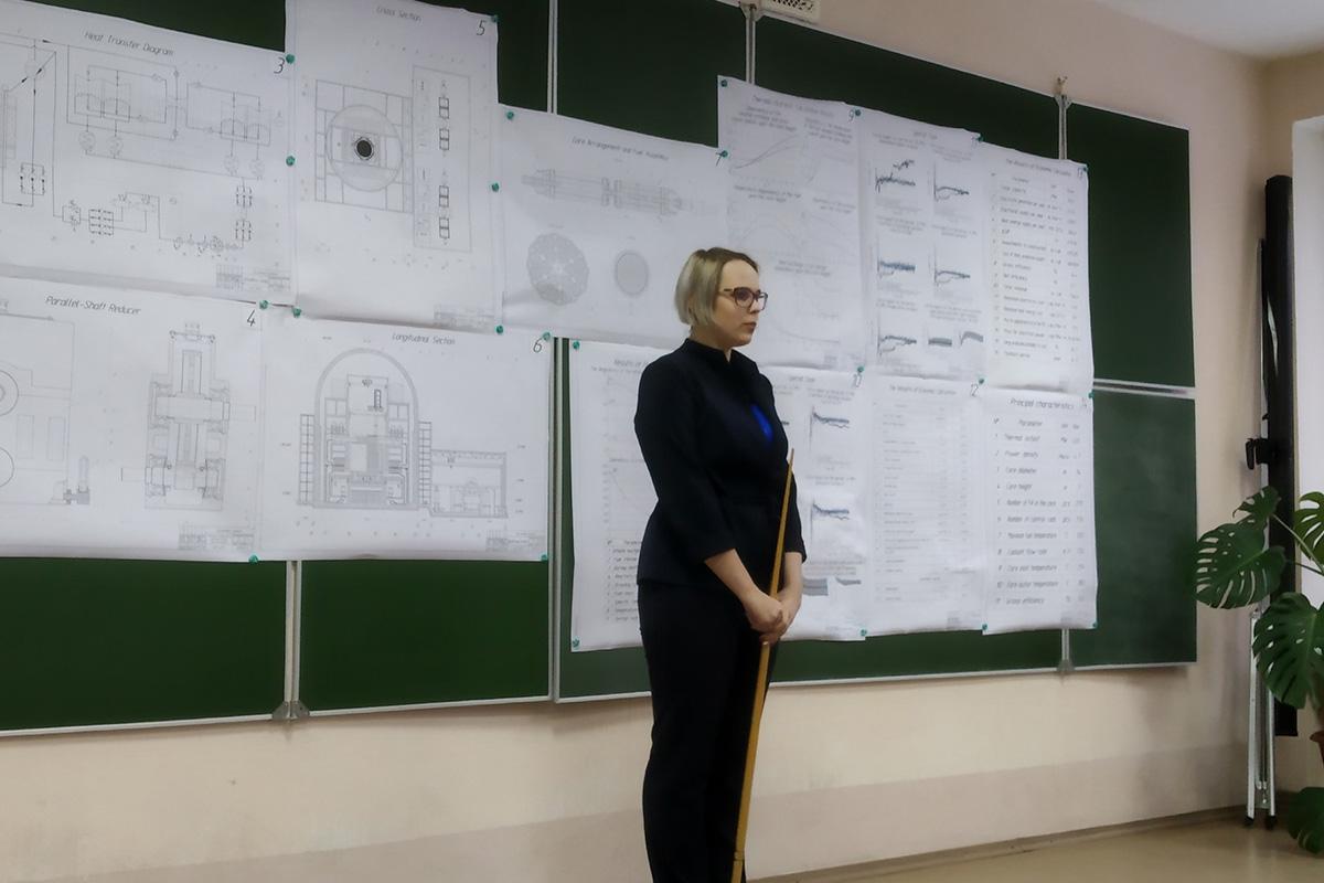 Защита дипломных проектов