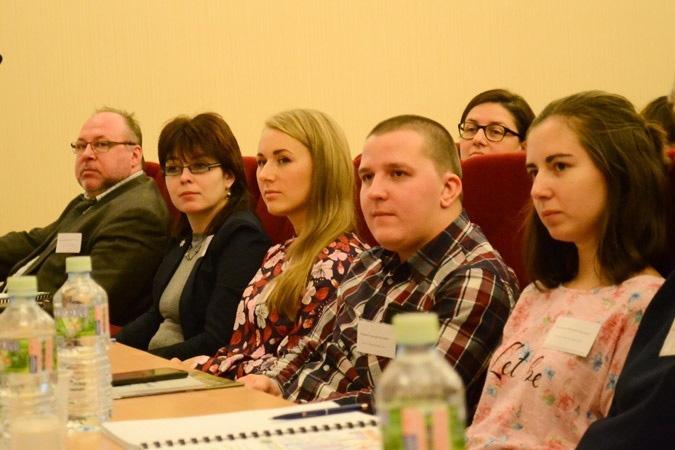 Cтуденты 4 курса ИЯЭ участвовали в международном просветительском семинаре