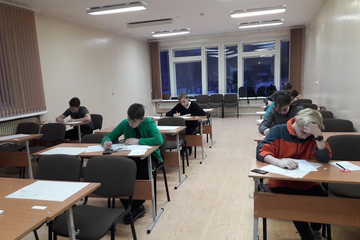 Инженерная олимпиада для школьников